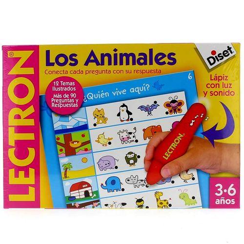 Lectron Lápiz Los Animales