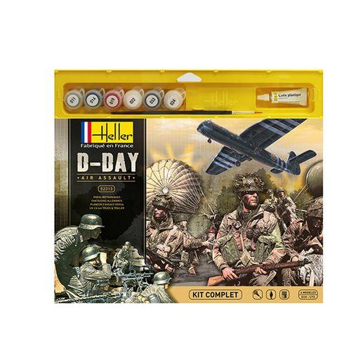 Maqueta D Day Air Assault Escala 1:72