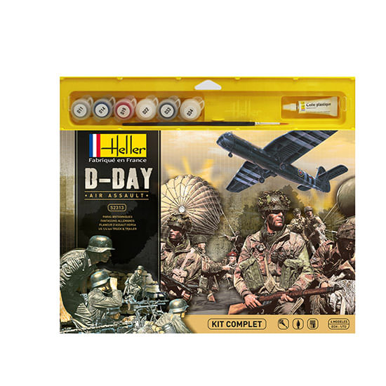 Maqueta-D-Day-Air-Assault-Escala-1-72