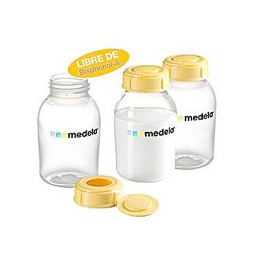 Pack Botella-biberón 3 unidades de 150ml Medela