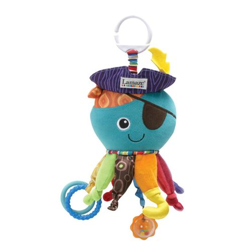 Pirata Calamar Juega y Crece