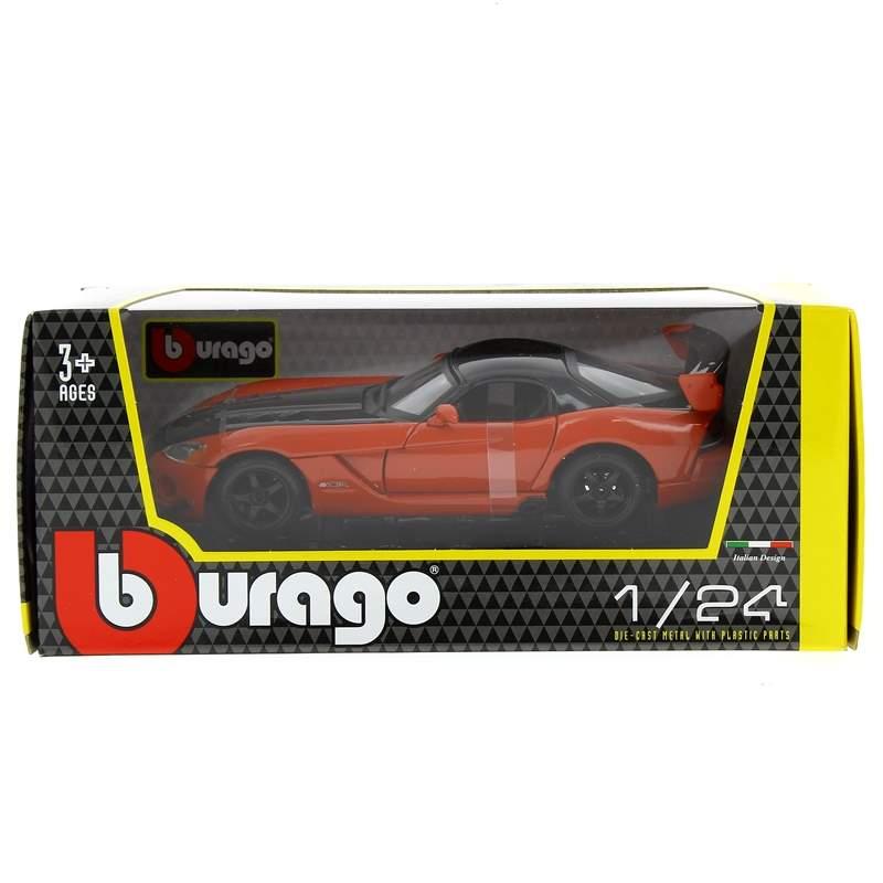 Coche-Miniatura-Dodge-Viper-SRT-10-ACR-Escala-1-24_2