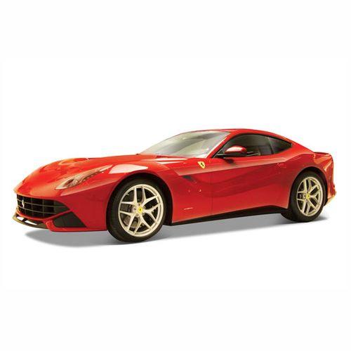 Maqueta de Coche Ferrari 12 Berlinetta Escala 1:24