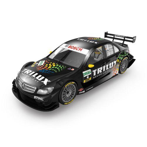 Coche Slot Scalextrix Mercedes C Klasse Trilux Escala 1:32