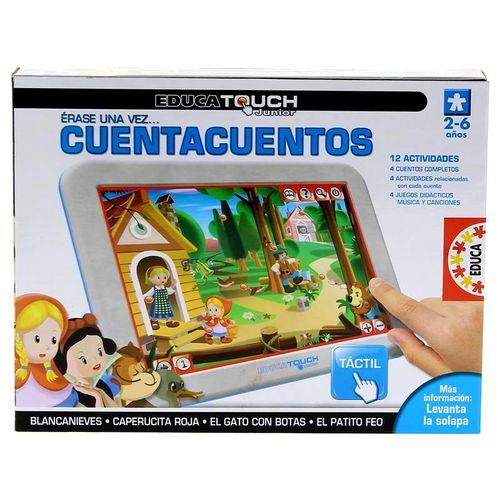 Educa Touch Jr. Cuenta cuentos