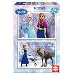 Frozen-Puzzle-2x100-Piezas