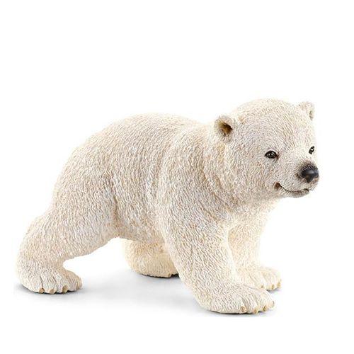 Figura de Bebé de Oso Polar