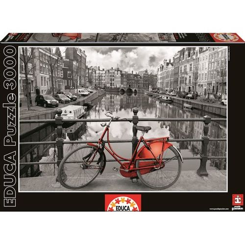Puzzle 3000 Pzs Amsterdam