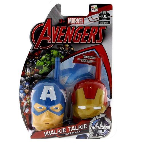 Los Vengadores Walkie Talkie