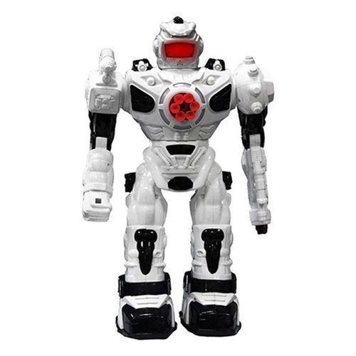Robot Lanzamisiles Interactivo