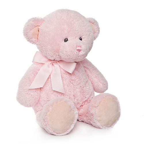 Peluche Baby Oso Rosa 43 cm