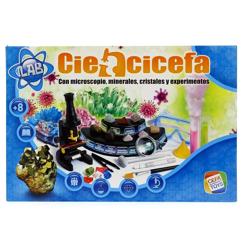Ciencicefa-4-en-1