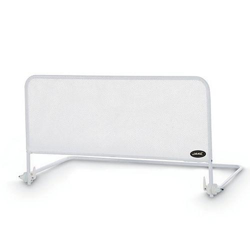 Barrera de cama 90 cm abatible blanca