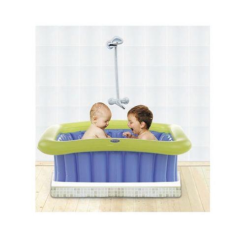 Bañera hinchable para plato de ducha