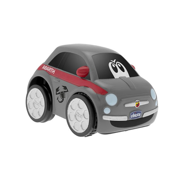 Coche-Infantil-Turbo-Touch-Fiat-500-Abarth