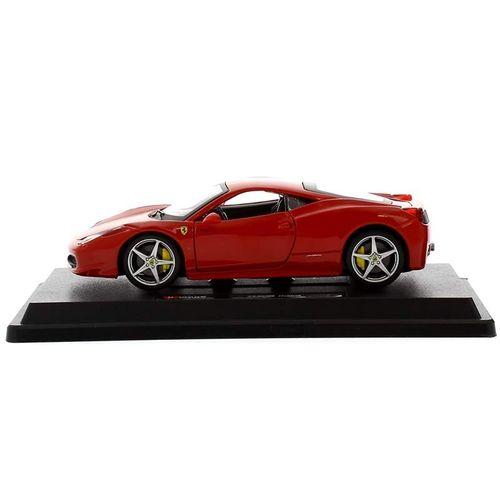 Coche Miniatura Ferrari 458  Escala 1:24