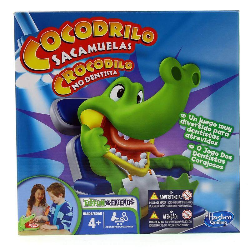 Cocodrilo-Dentista
