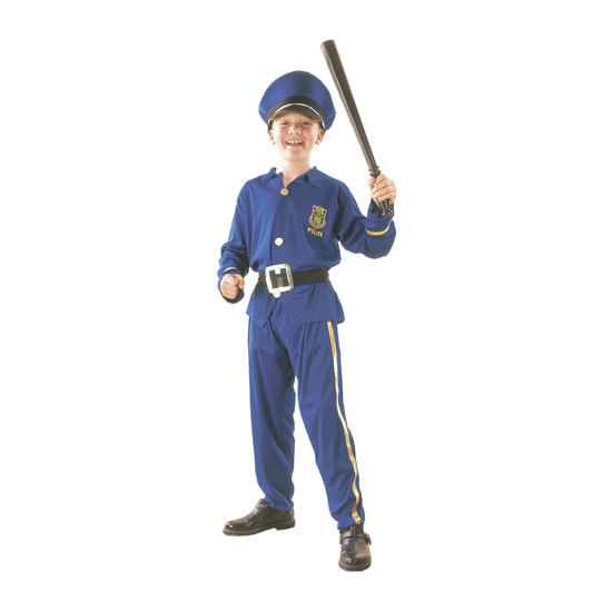 Disfraz-de-Policia-Infantil