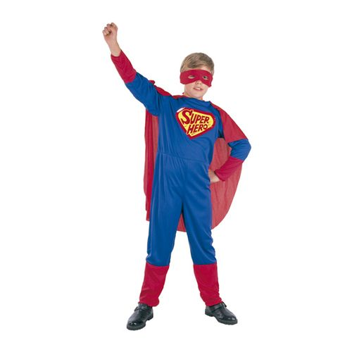 Super Heroe Disfraz Infantil