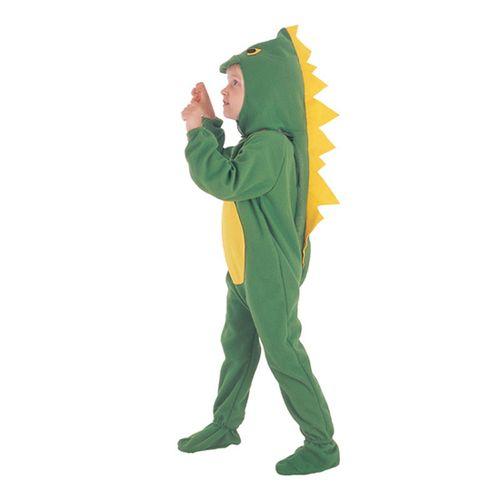 Disfraz Dinosaurio Verde Infantil