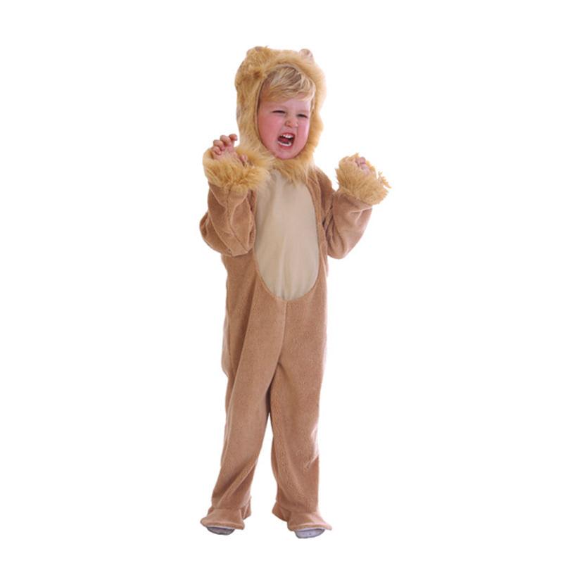 Disfraz-de-Leon-Infantil