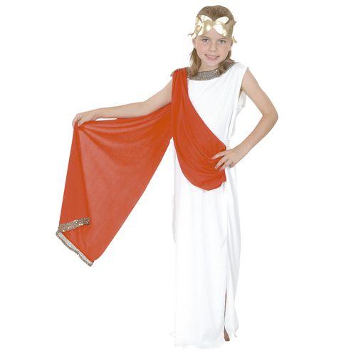 Disfraz de Princesa Griega Infantil