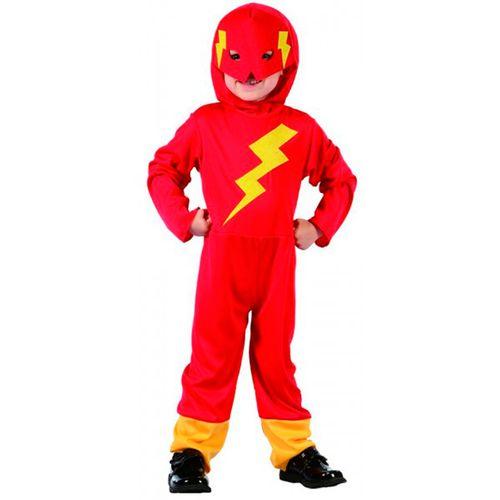 Disfraz Luchador Rayo Infantil