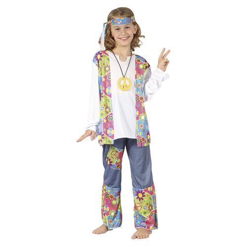 Disfraz Hippie Infantil