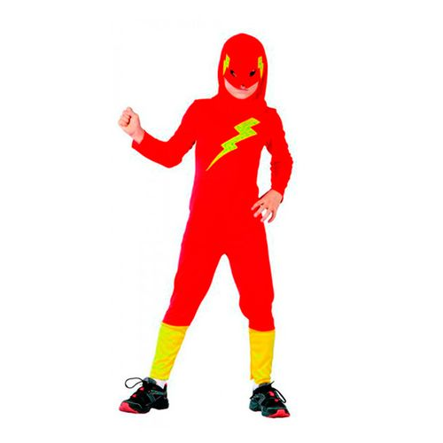 Disfraz de Héroe Relámpago Infantil