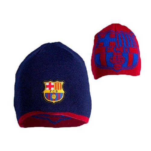 F.C. Barcelona Gorro Reversible Junior