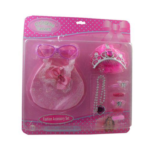 Conjunto Belleza Rosa