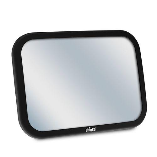Espejo vigilabebé trasero XL 25X18 cm