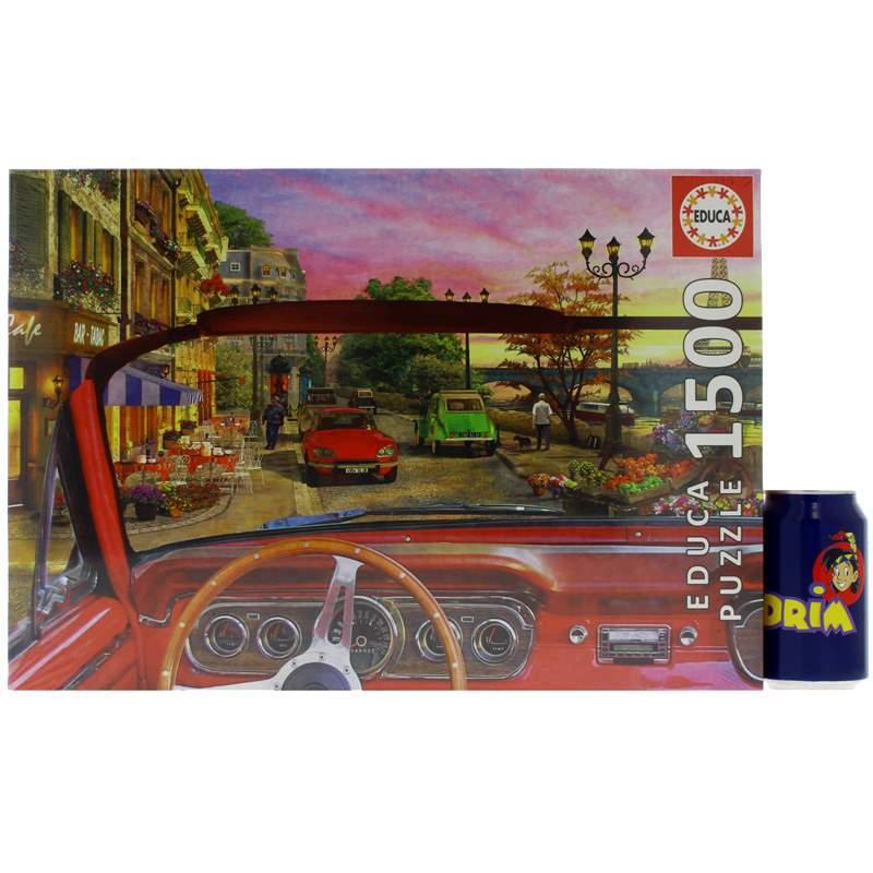 Puzzle-1500-Paris-Desde-El-Coche_2