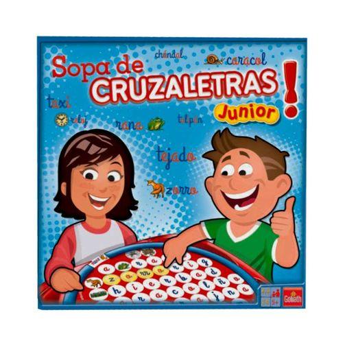 Sopa Cruza Letras Junior