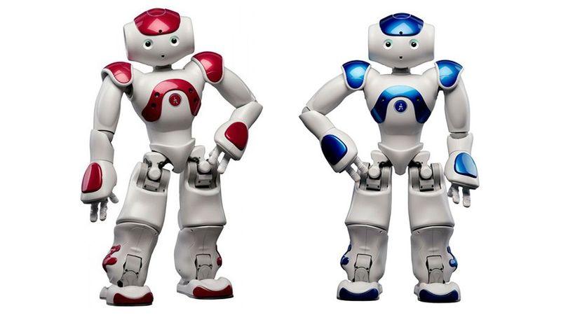 Robot-Nao-V5-Curso-de-Programacion
