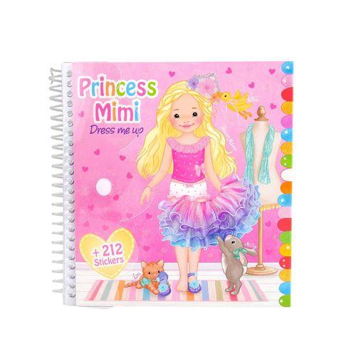 Princess Mimi Libro de Pegatinas