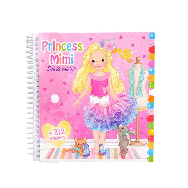 Princess-Mimi-Libro-de-Pegatinas
