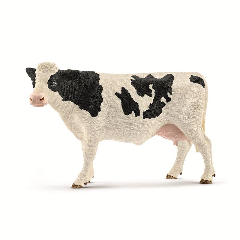 Figura-de-Vaca-Frisona-de-Manchas-Negras