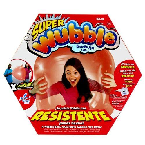 Wubble Burbuja Roja con Inflador