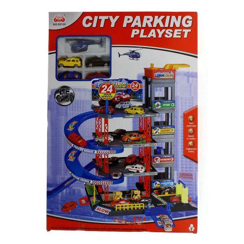Parking de 4 Plantas