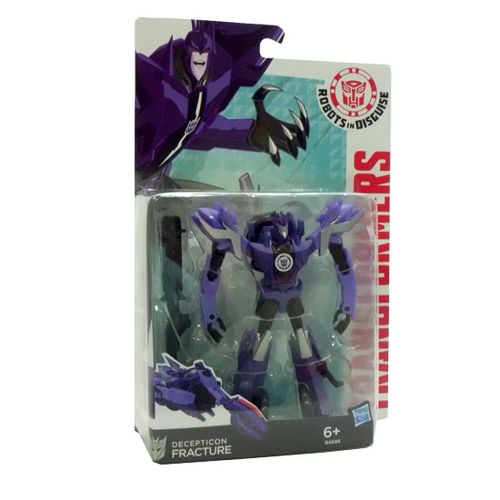 Transformers Fracture Rid Warriors