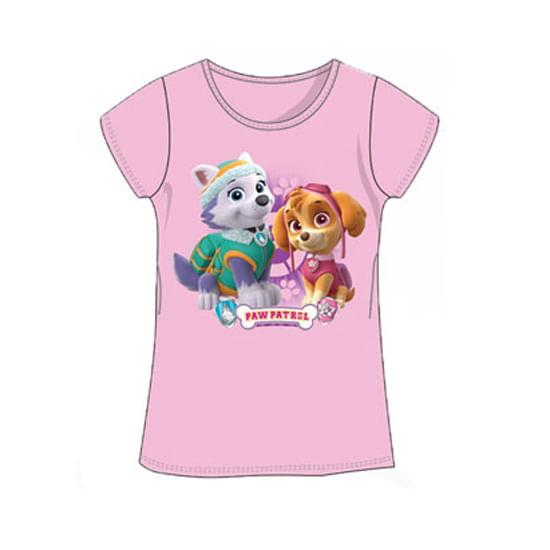 Patrulla-Canina-Girls-Camiseta-Everest-T8
