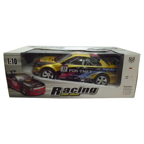 Coche RC Racing DTM Naranja Escala 1:10