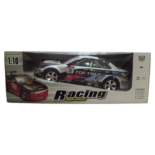 Coche RC Racing DTM Gris/Negro Escala 1:10
