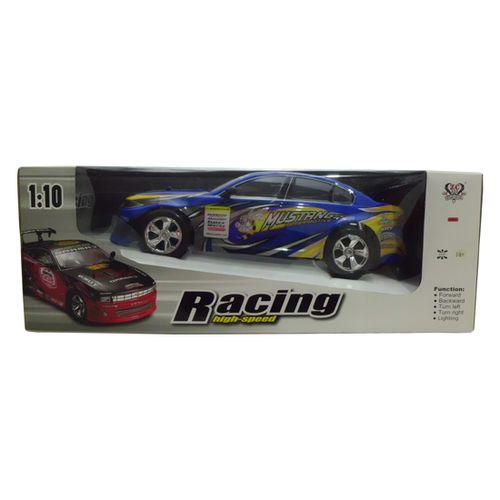Coche RC Racing DTM Azul Escala 1:10