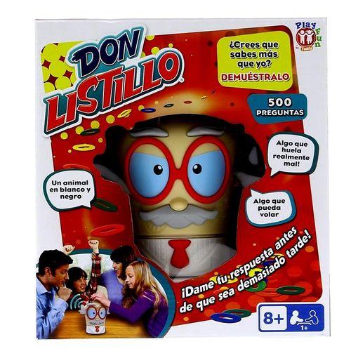 Juego Don Listillo