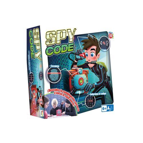 Juego Spy Code