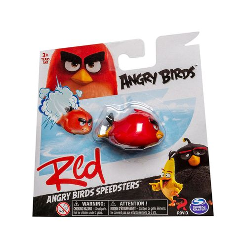Angry Birds Rollers Red