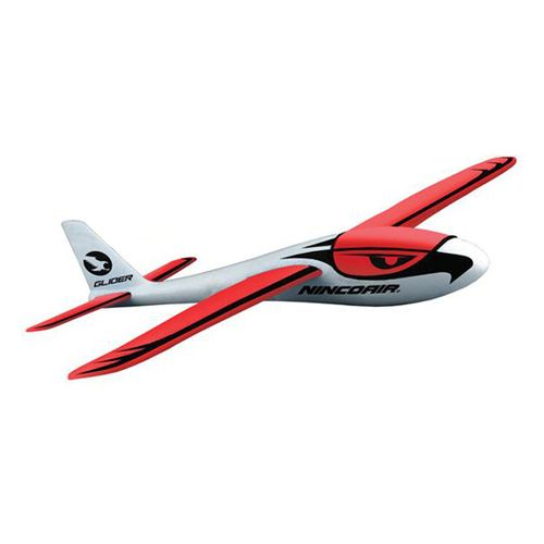 Planeador Glider Rojo