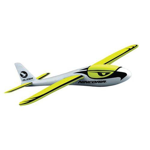 Planeador Glider Amarillo